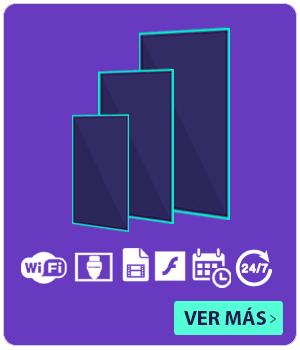 venta cartelera digital | CAPTIVANET.NET